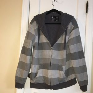 Hybrid Thread Gray Sweatshirt.